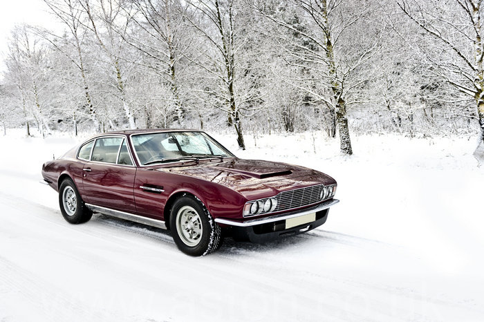 1968 DBS V8 PROTOTYPE - A VERY SIGNIFICANT HISTORICAL VEHICL SOLD (picture 1 of 6)
