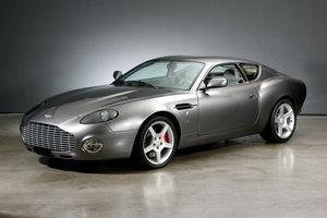 2004 Aston Martin DB 7 Zagato For Sale