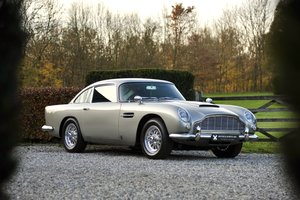 1964 Aston Martin DB5 (original LHD) For Sale