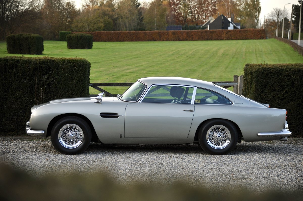1964 Aston Martin DB5 (original LHD) For Sale (picture 2 of 6)