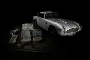 Picture of 1966 Aston Martin DB5 Project - Ex Ian Mason Racing SOLD