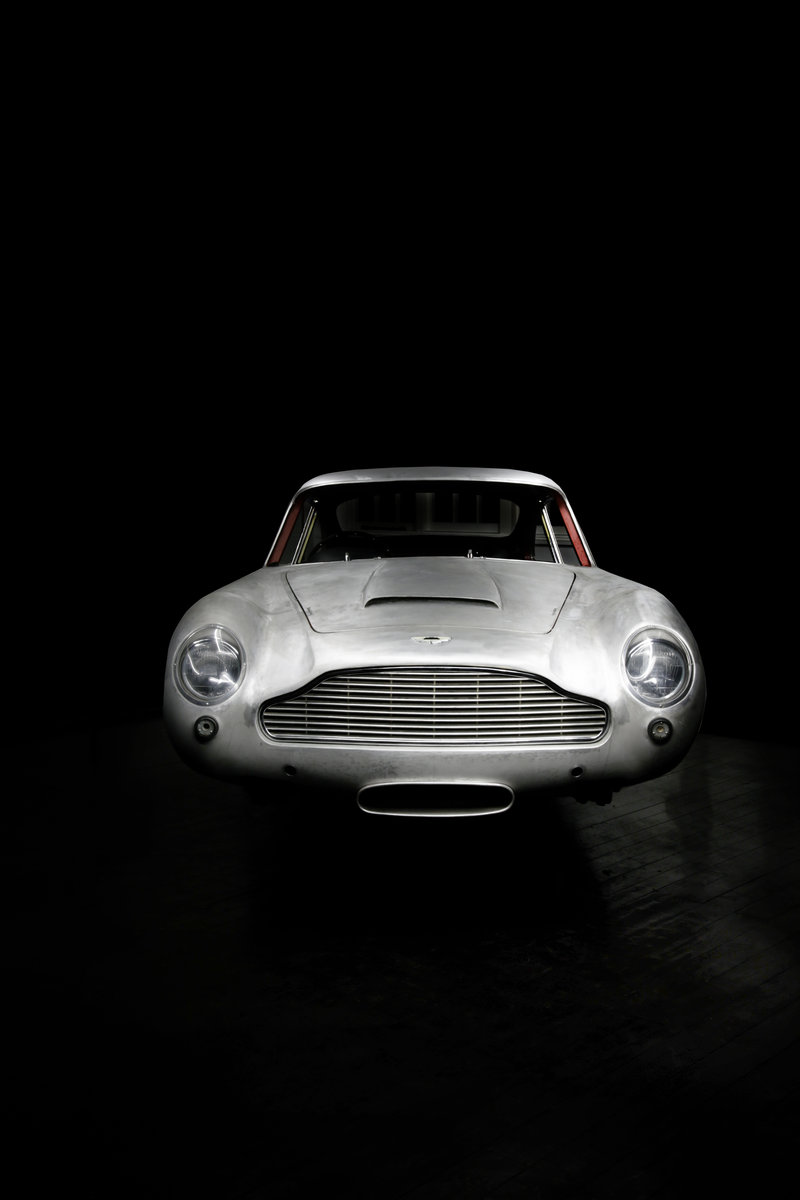 1966 Aston Martin DB5 Project - Ex Ian Mason Racing SOLD (picture 2 of 6)