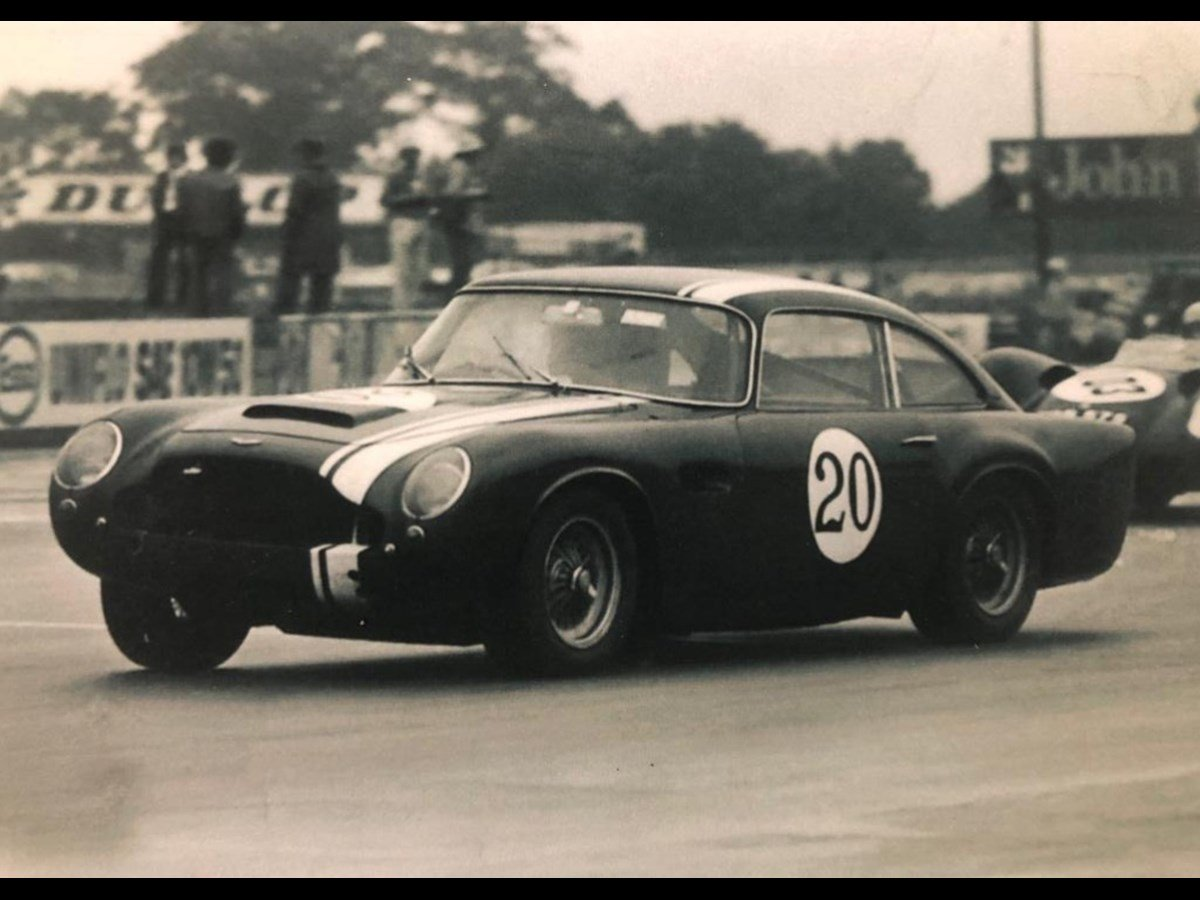 1966 Aston Martin DB5 Project - Ex Ian Mason Racing SOLD (picture 5 of 6)