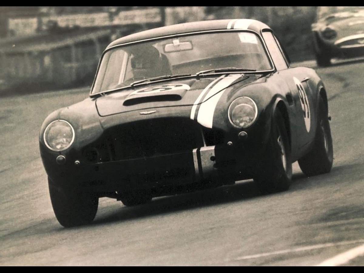 1966 Aston Martin DB5 Project - Ex Ian Mason Racing SOLD (picture 6 of 6)