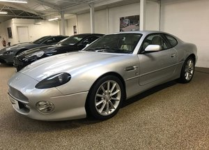 2002 Aston Martin DB7 Vantage ** Manual Gear Box ** For Sale