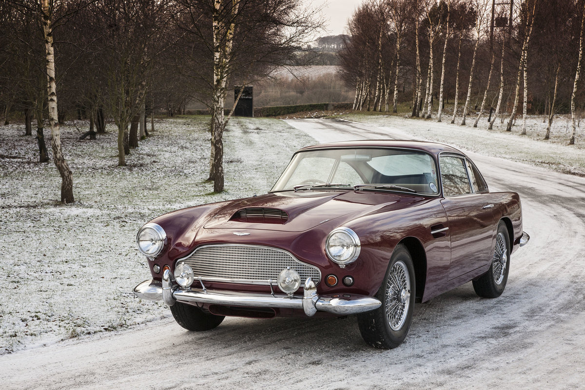 1960 DB4 Series II Saloon For Sale (picture 1 of 6)