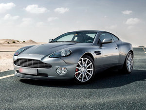 2007 Aston Martin Vanquish S For Sale