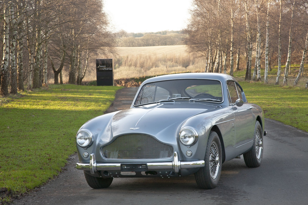 1958 Aston Martin DB MKIII LHD Stunning For Sale (picture 1 of 6)