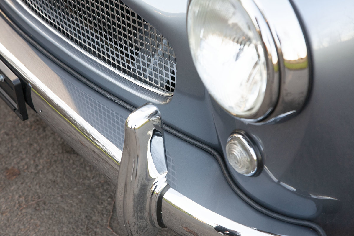 1958 Aston Martin DB MKIII LHD Stunning For Sale (picture 5 of 6)