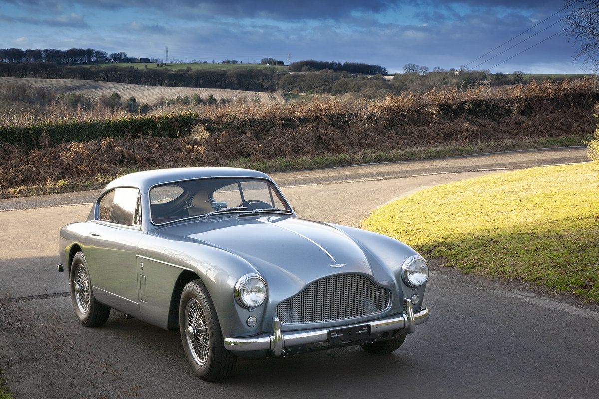 1958 Aston Martin DB MKIII LHD Stunning For Sale (picture 6 of 6)