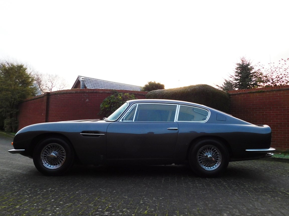 1968 Aston Martin DB6 For Sale (picture 3 of 13)