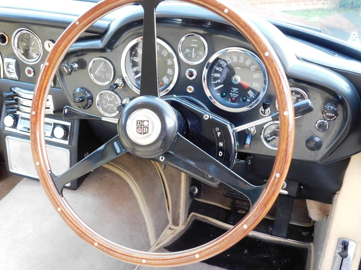 1968 Aston Martin DB6 For Sale (picture 10 of 13)