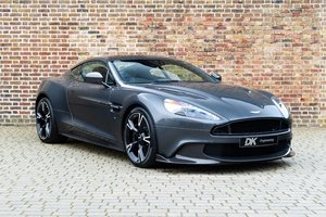 2018 Aston Martin Vanquish Ultimate