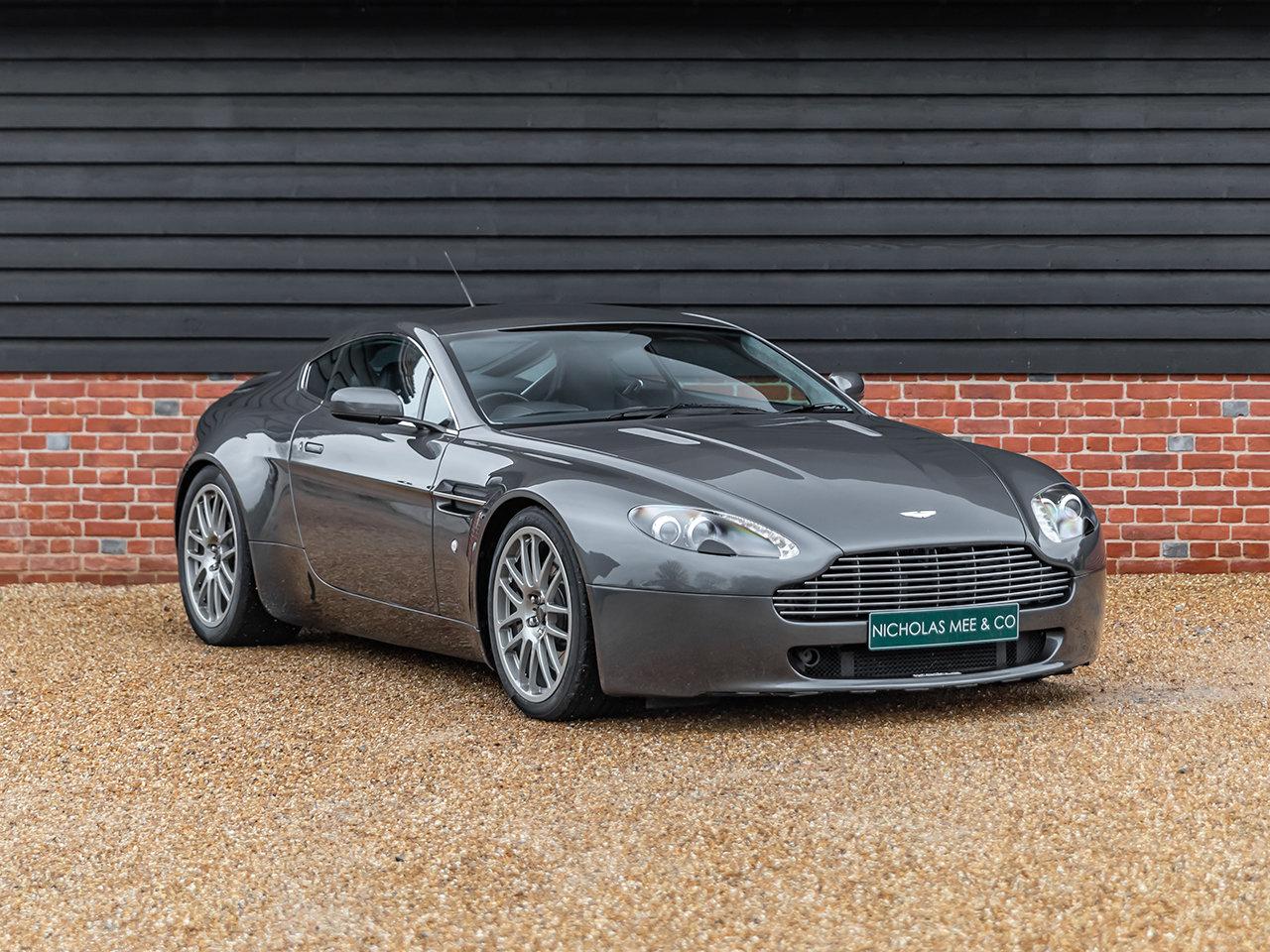 2006 Aston Martin V8 Vantage - Prodrive  For Sale (picture 1 of 6)