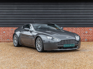 2006  Aston Martin V8 Vantage - Prodrive