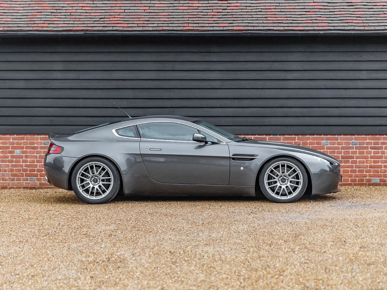 2006 Aston Martin V8 Vantage - Prodrive  For Sale (picture 2 of 6)
