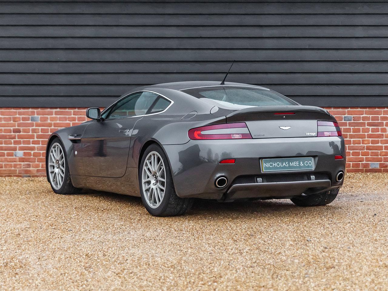 2006 Aston Martin V8 Vantage - Prodrive  For Sale (picture 3 of 6)