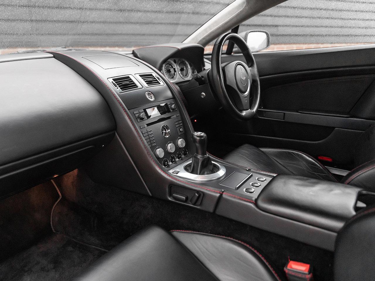 2006 Aston Martin V8 Vantage - Prodrive  For Sale (picture 4 of 6)