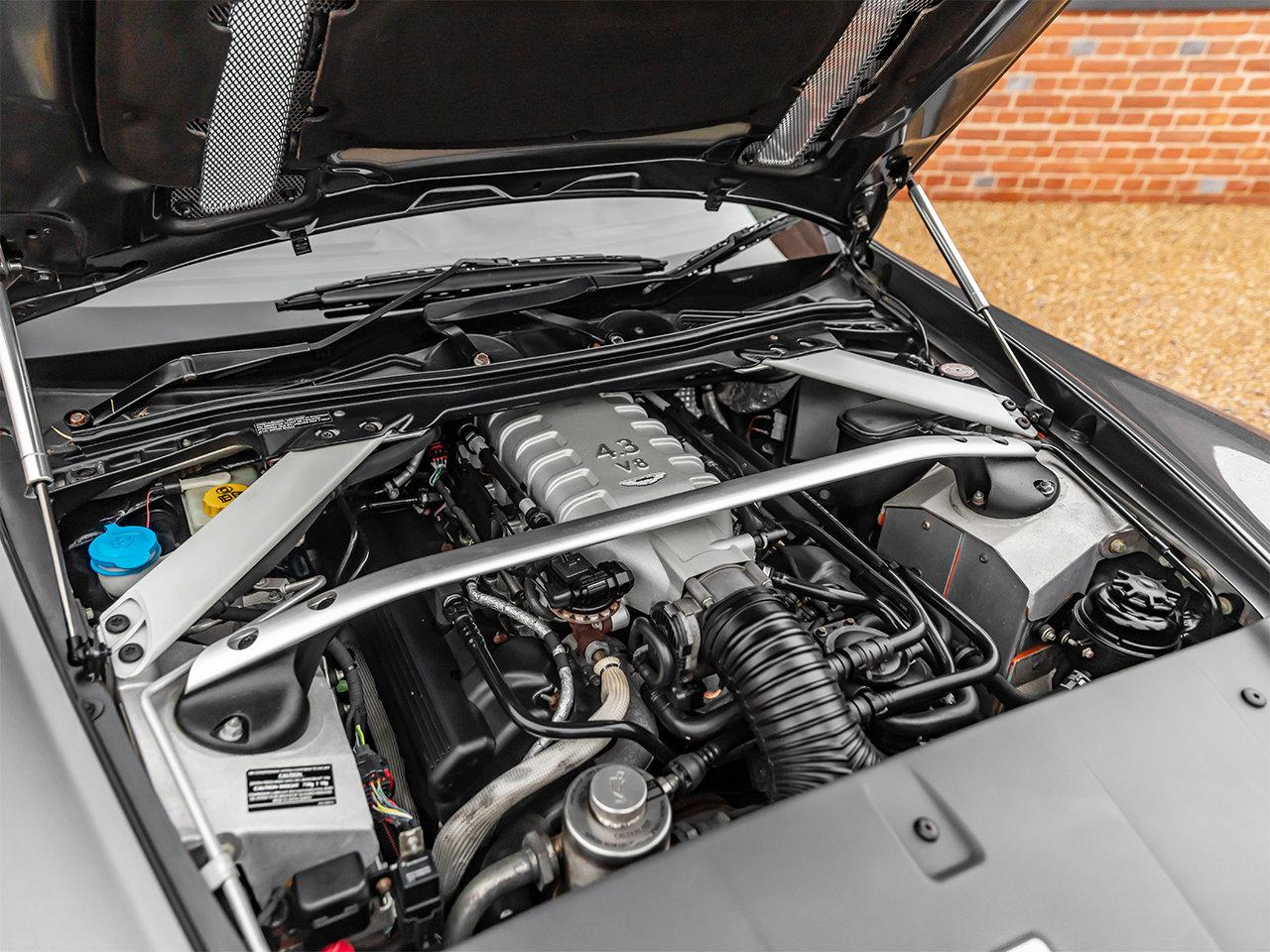 2006 Aston Martin V8 Vantage - Prodrive  For Sale (picture 5 of 6)