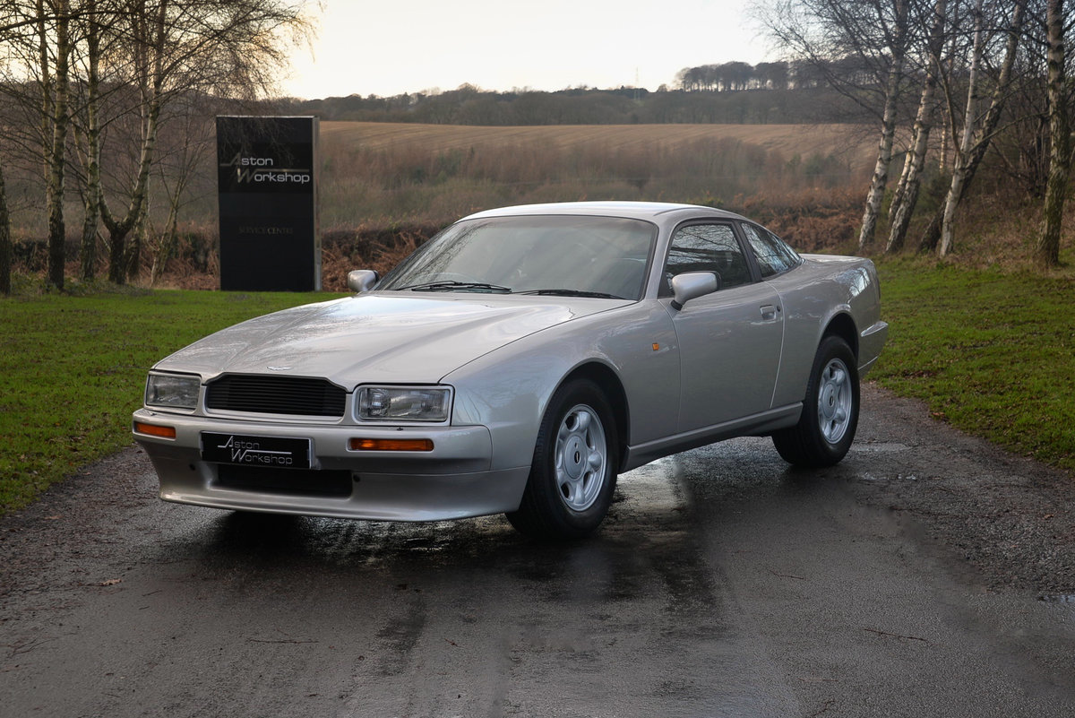 1991 Aston Martin Virage Automatic For Sale (picture 1 of 6)