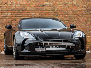 Picture of 2011 Aston Martin ONE-77 SOLD