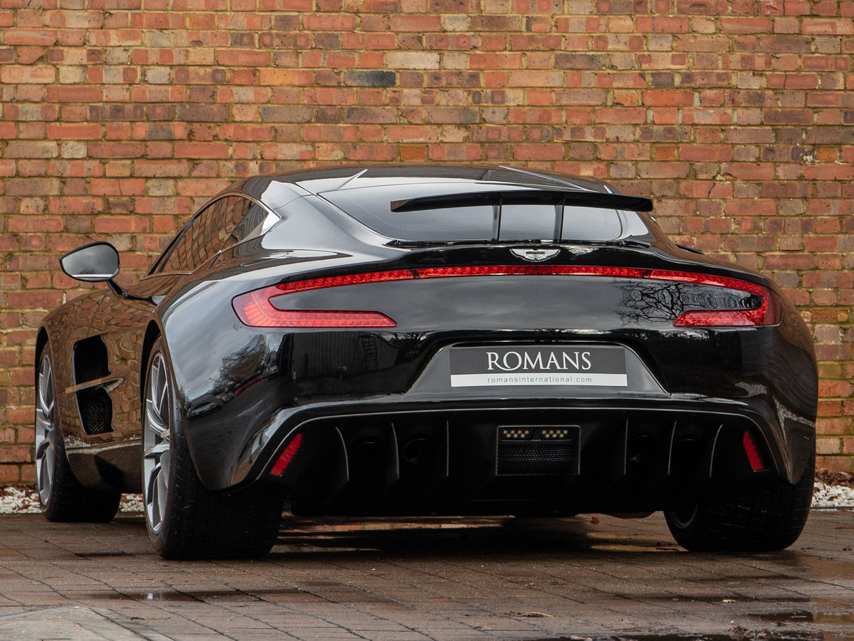 2011 Aston Martin ONE-77 SOLD (picture 3 of 6)