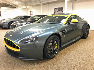 2014 ASTON MARTIN N430 COUPE MANUAL FOR SALE
