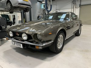 1980 ASTON MARTIN V8 Series 4  OSCAR INDIA