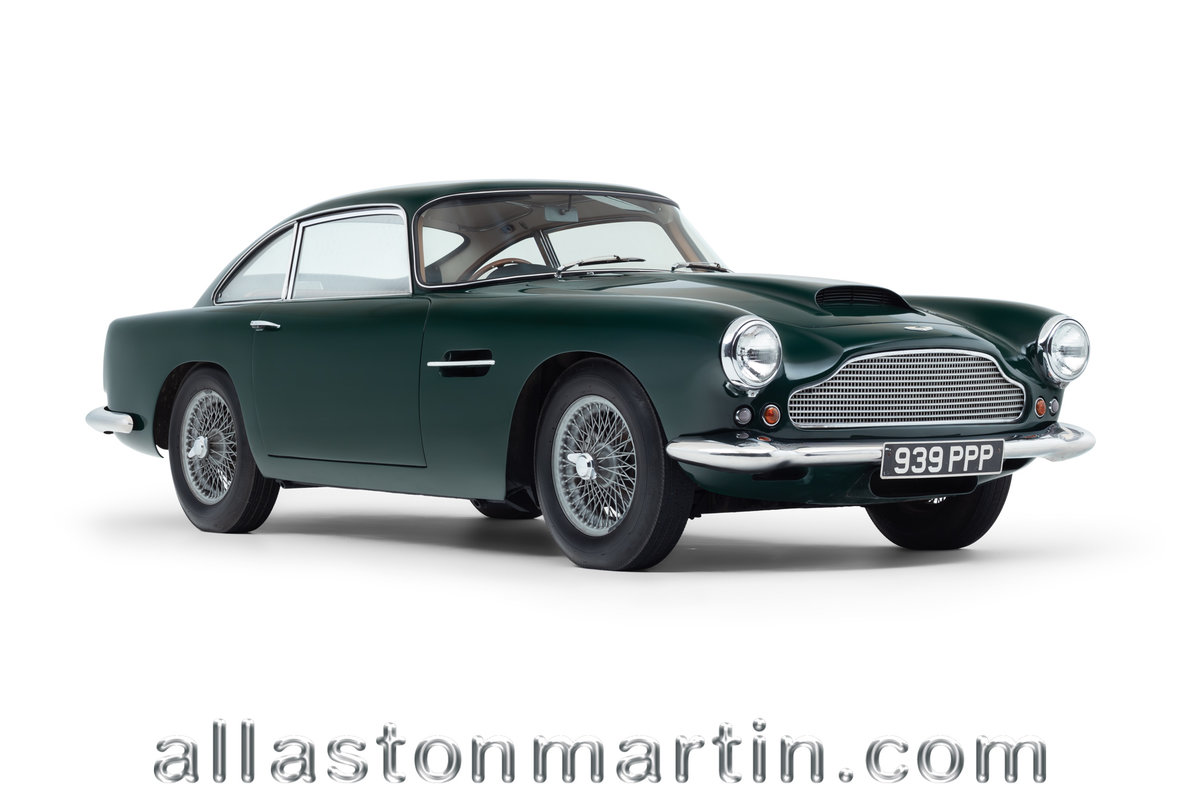 1960 Aston Martin DB4 Series II Saloon For Sale (picture 1 of 6)