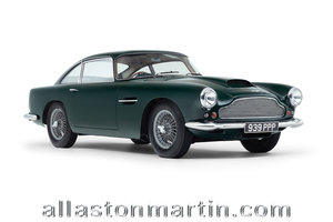 Aston Martin DB4 Series II Saloon
