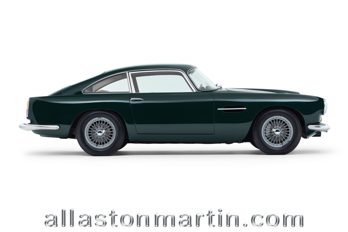 1960 Aston Martin DB4 Series II Saloon For Sale (picture 2 of 6)