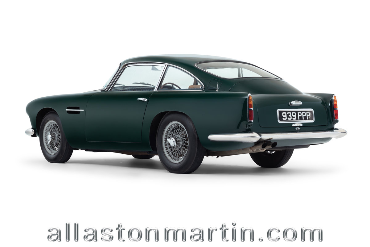 1960 Aston Martin DB4 Series II Saloon For Sale (picture 3 of 6)