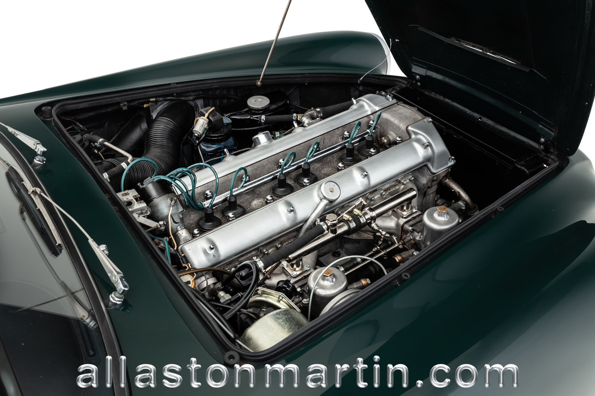 1960 Aston Martin DB4 Series II Saloon For Sale (picture 5 of 6)