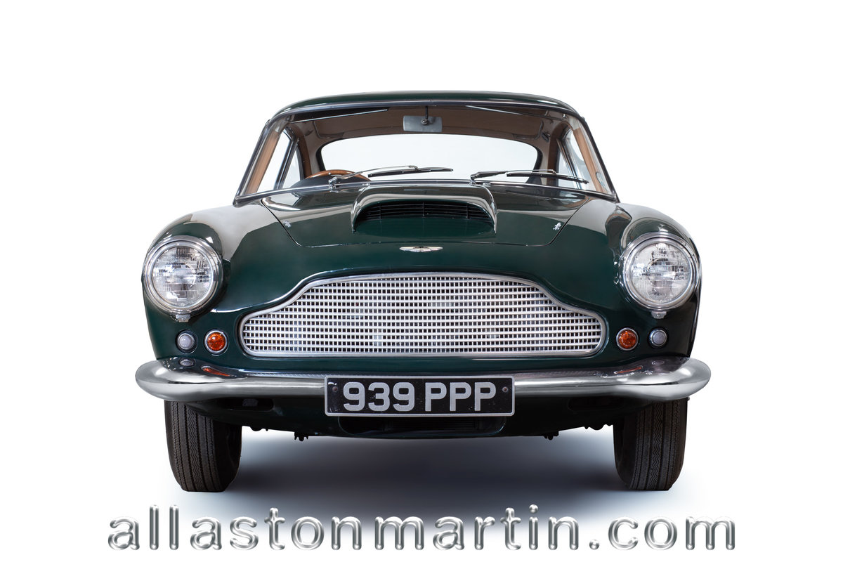 1960 Aston Martin DB4 Series II Saloon For Sale (picture 6 of 6)