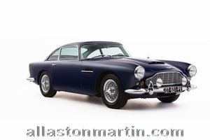 1961 Aston Martin DB4 Series IV Vantage - original LHD For Sale