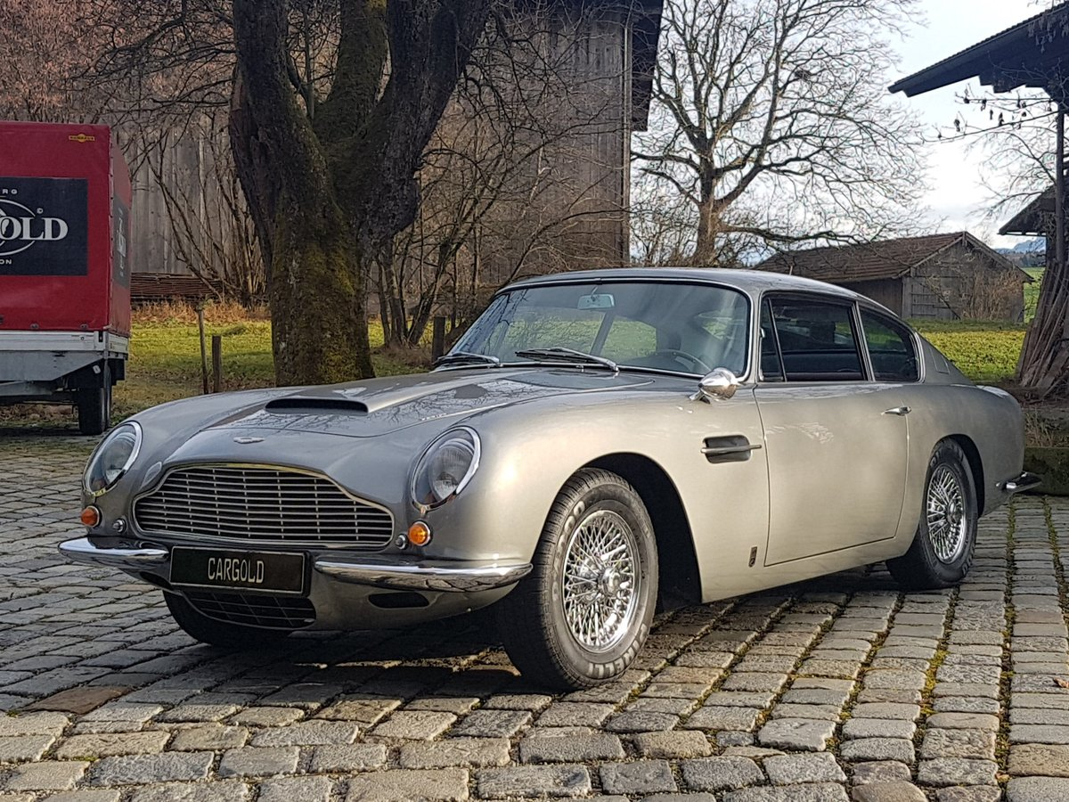 1966 Aston Martin DB6, original LHD, beautifully restored For Sale (picture 1 of 6)