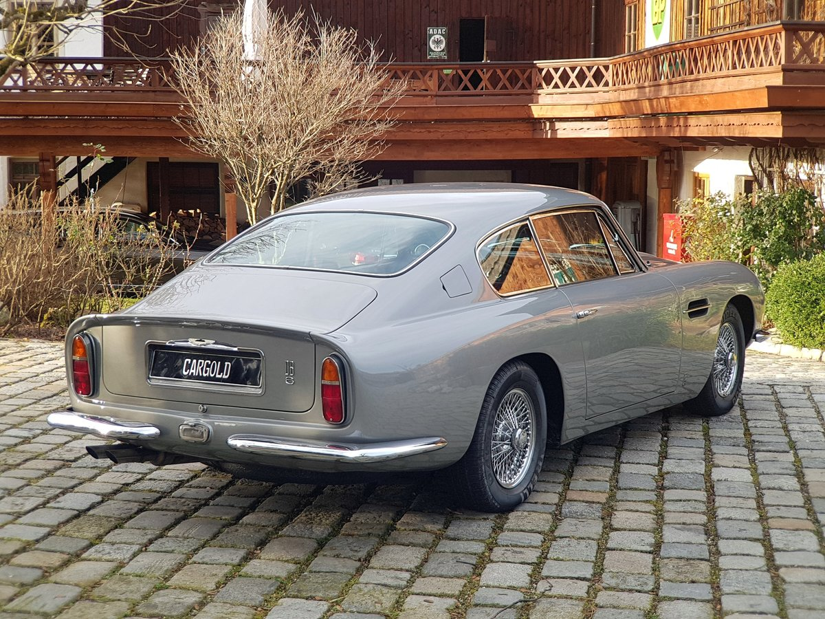 1966 Aston Martin DB6, original LHD, beautifully restored For Sale (picture 2 of 6)