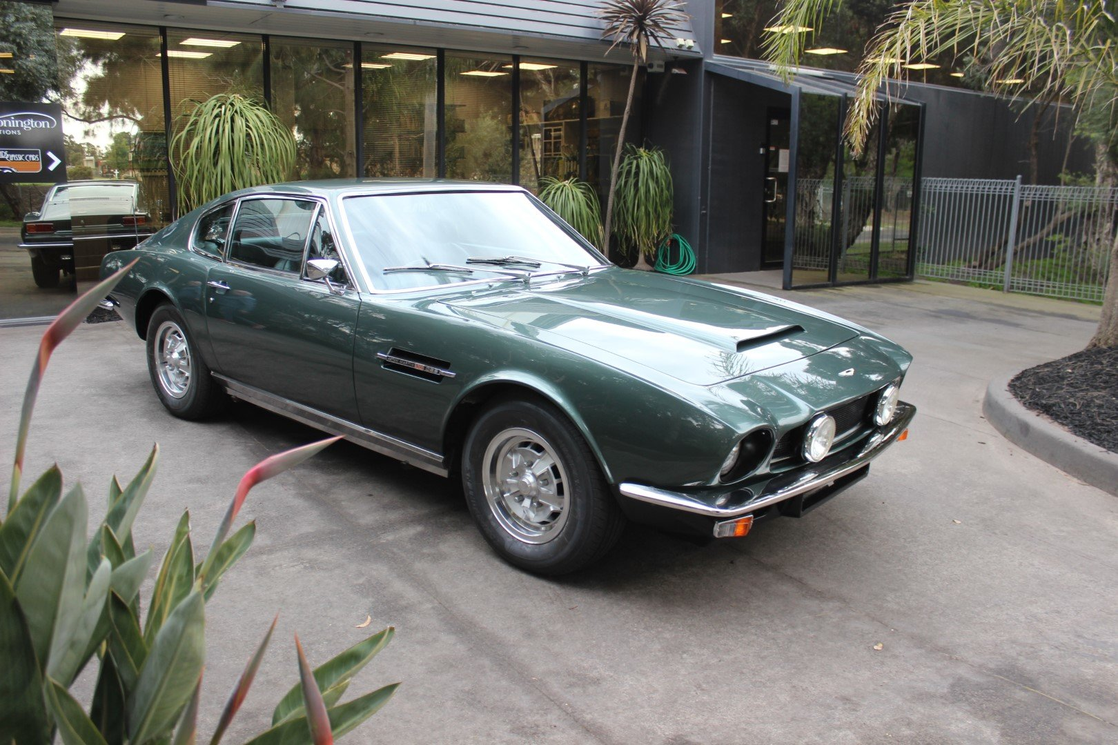 Aston Martin AMV8 1972 For Sale (picture 1 of 6)