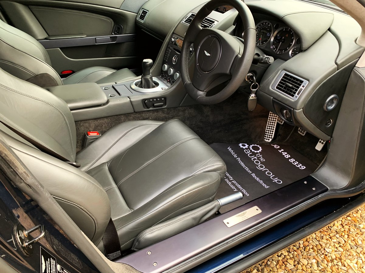 2006 Aston Martin V8 Vantage Coupe (NOW SOLD SIMILAR REQUIRED) For Sale (picture 5 of 6)