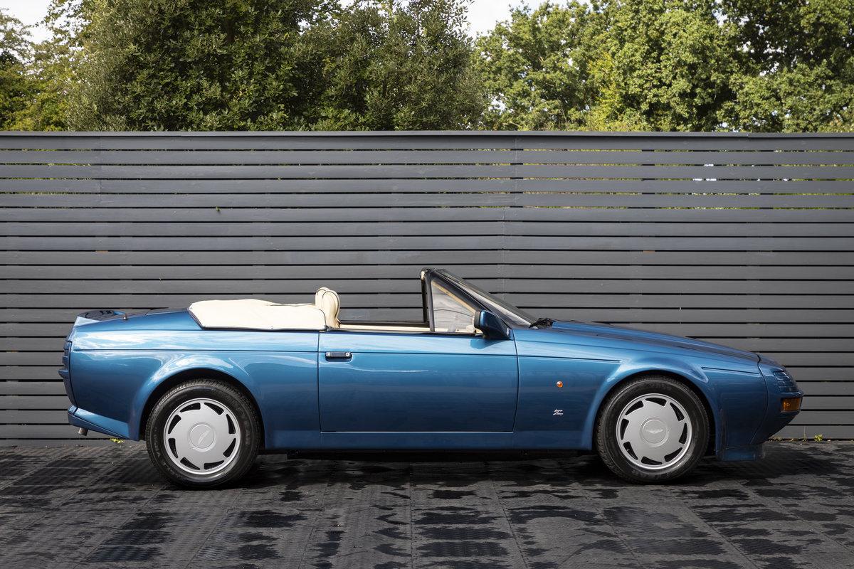 1989 ASTON MARTIN  V8 ZAGATO VOLANTE For Sale (picture 2 of 22)