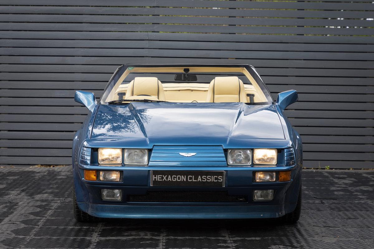 1989 ASTON MARTIN  V8 ZAGATO VOLANTE For Sale (picture 5 of 22)