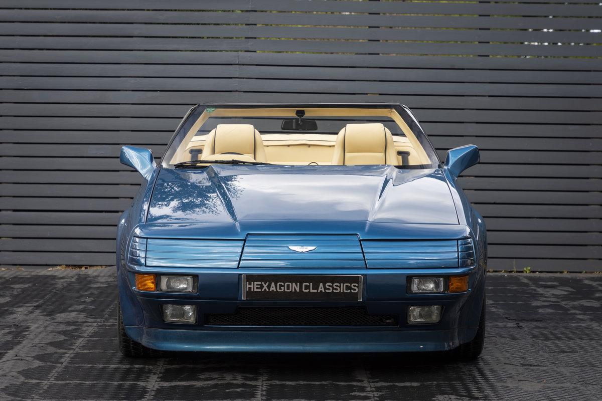 1989 ASTON MARTIN  V8 ZAGATO VOLANTE For Sale (picture 6 of 22)