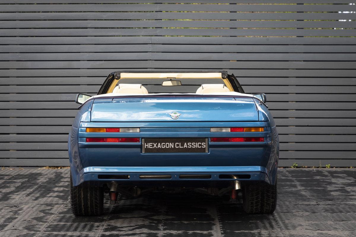 1989 ASTON MARTIN  V8 ZAGATO VOLANTE For Sale (picture 7 of 22)