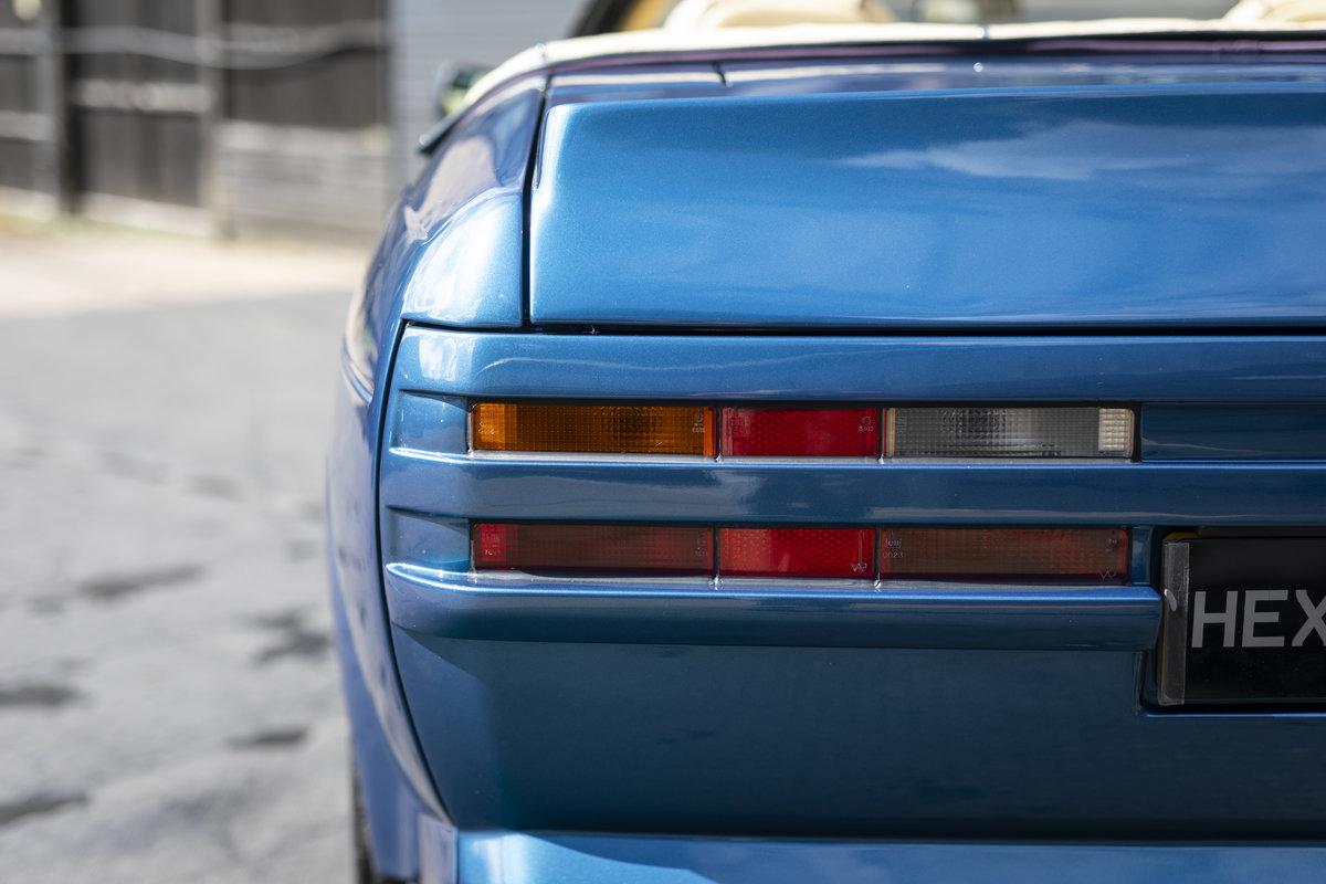 1989 ASTON MARTIN  V8 ZAGATO VOLANTE For Sale (picture 9 of 22)