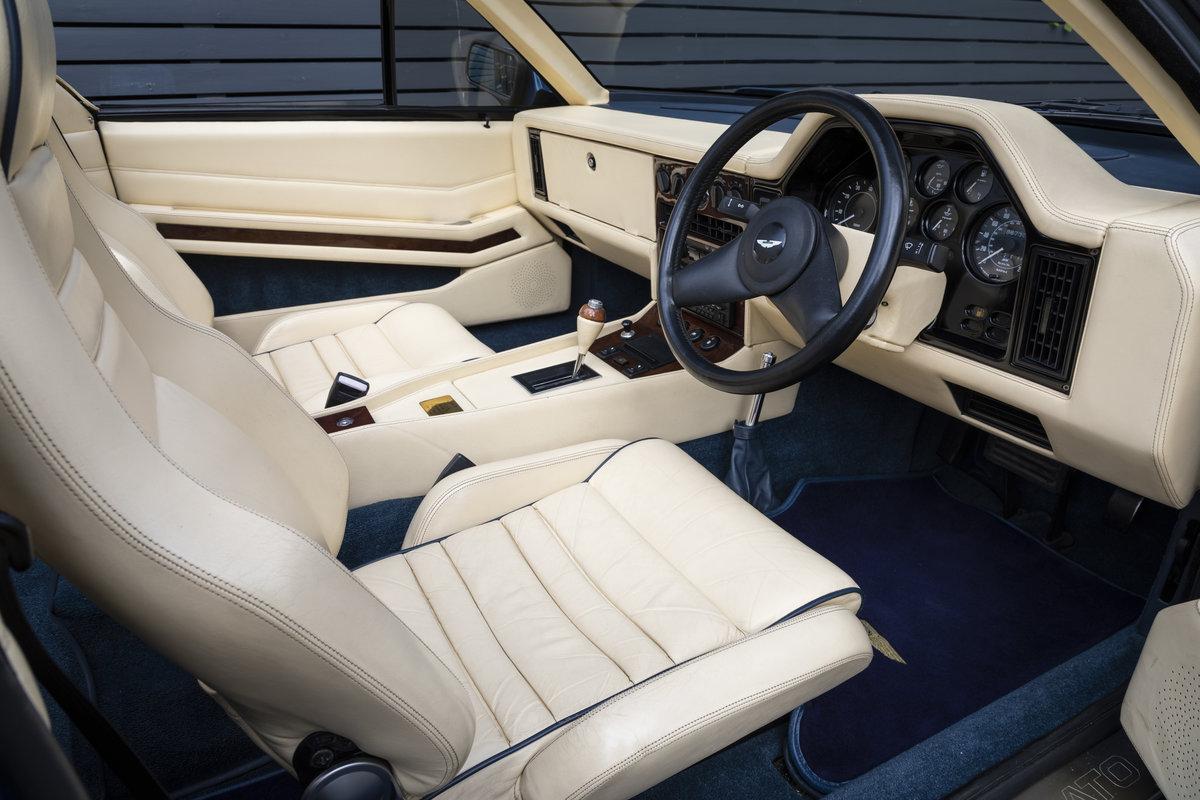 1989 ASTON MARTIN  V8 ZAGATO VOLANTE For Sale (picture 12 of 22)