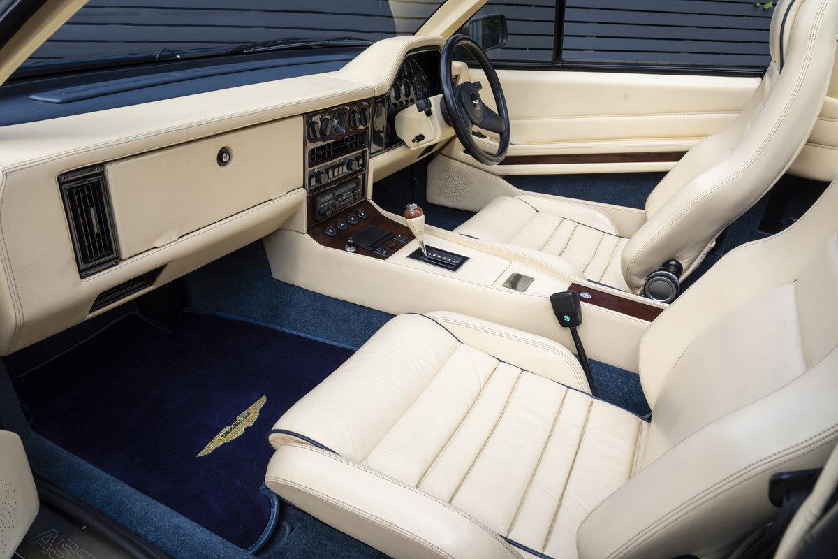 1989 ASTON MARTIN  V8 ZAGATO VOLANTE For Sale (picture 14 of 22)