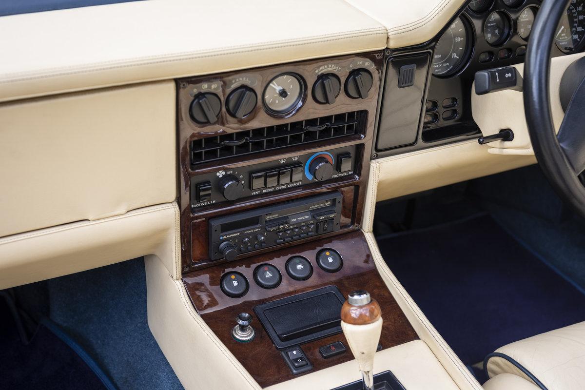 1989 ASTON MARTIN  V8 ZAGATO VOLANTE For Sale (picture 17 of 22)