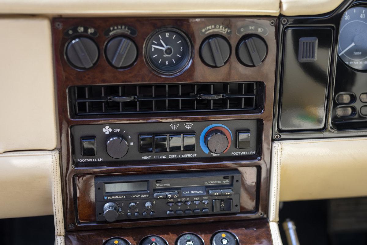 1989 ASTON MARTIN  V8 ZAGATO VOLANTE For Sale (picture 18 of 22)