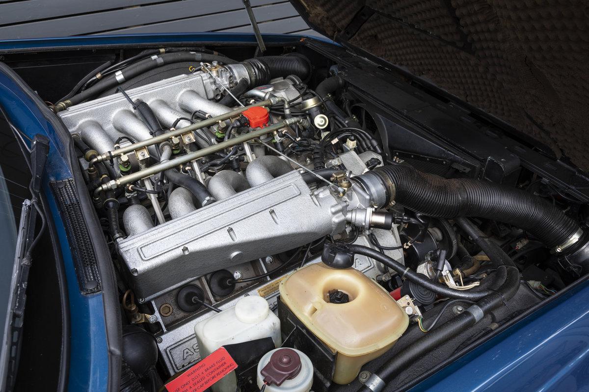 1989 ASTON MARTIN  V8 ZAGATO VOLANTE For Sale (picture 22 of 22)