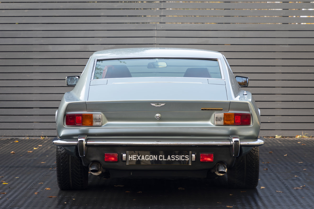 1984 ASTON MARTIN V8 Vantage Coupé MANUAL  SOLD (picture 4 of 24)